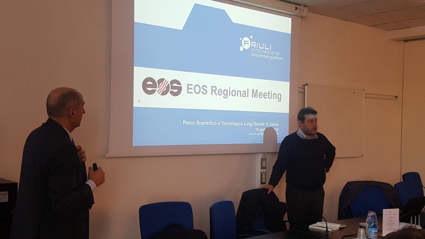 EOS Regional Meeting