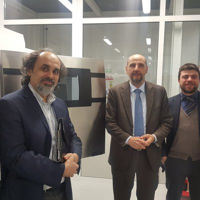 ProxiCad Engineering visits Additive FVG Square