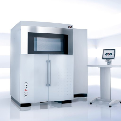 New EOS P 770 system for polymeric materials